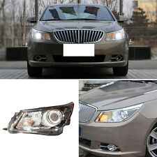 Newest Style Bifocal Lens HID Xenon Headlights Lamp For Buick LaCrosse 2010-2013