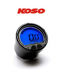 Compte tour KOSO DL-02R D5 thermomètre moto scooter quad cross NEUF Tachometer