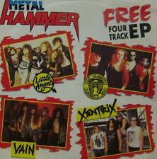 """Various Metal(7"""" Vinyl P/S)Metalhammer E.P-Metalhammer-C 9709-UK-1989-Ex/VG+"""