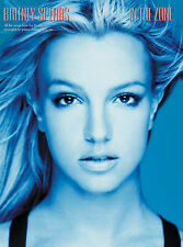 "Britney Spears ""In the Zone"": For Piano, Voice and Guitar Good Book"
