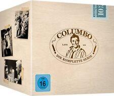 COLUMBO, Die komplette Serie (Peter Falk) 35 DVDs NEU+OVP