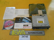 Autoradio / CD/ Navi / Code   Mercedes C-Klasse W202   Becker BE7820    Nr.24745