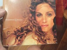 MADONNA CD SINGLE CARD COVER USA FROZEN SHANTI