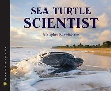 Sea Turtle Scientist (Scientists in the Field Series)-ExLibrary