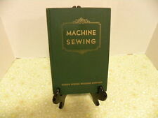 Rare edition 1950 SINGER MACHINE SEWING Teacher's Textbook for attachments 221