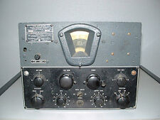 CCT-46076 US NAVY WW-2 RBM-3 RECEIVER 200-2000 KCs WORKING; HAM RADIO, WW-II