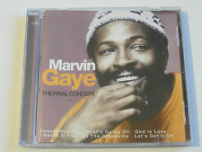 Marvin Gaye - The Final Concert (CD Album) Used Good