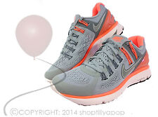 Bnib Nike Wmns Lunar eclipse 3 Wolf Grey/Silver-Orange 10.5 Eur 42.5