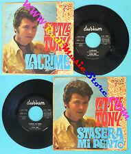 LP 45 7'' LITTLE TONY Lacrime Staseta mi pento 1968 italy DURIUM no cd mc dvd