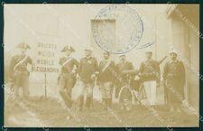 Belluno Feltre Militari Carabinieri Brigata Alessandria Foto cartolina QT1277