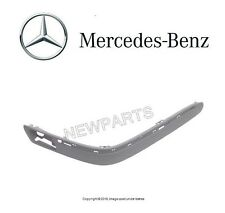 Mercedes W210 GENUINE Right Front Bumper Impact Strip