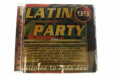 Latin Party '99 by Various Artists (CD, Sep-1998, Max)