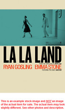 """La La Land - New 2016 Authentic Movie Theater Poster Double Sided - 27"""" x 40"""""""
