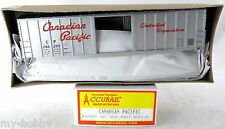 HO 50' Exterior Post Boxcar Kit - Canadian Pacific #286205 - Accurail #56401