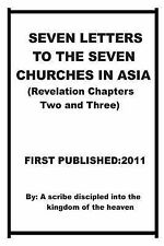 Seven Letters to the Seven Churches in Asia by Repsaj Jasper (2011, Paperback)