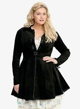 Disney Cinderella Womens Plus 24/26 4x Clock Victorian Coat Overcoat Torrid