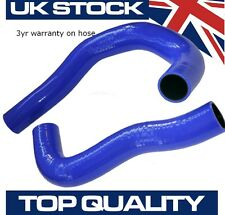 Mitsubishi L200 K74 2001-2006 Silicone Radiator Hoses with Warranty. Blue
