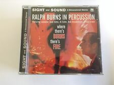 Ralph Burns - Where There's Burns, There's Fire (2003) CD