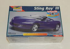 Revell Monogram Sting Ray III SEALED Skill 2 1/25 Scale R12070