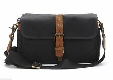"Ona ""The Bowery"" Black Camera Bag - Handcrafted Premium Bag   Protect in Style"