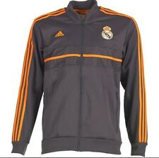 ADIDAS REAL MADRID TRACK TOP  ANTHEM JACKET SIZE XL BNWT