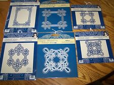 Tattered Lace Lot set  Embossing Folder and Die Willow Avery Jasmine Elizabeth