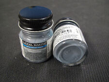 Testors Model Master Acryl Paint - 4744 Intermediate Blue FS35164 (flat)