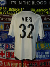 4.5/5 Inter Milan adults 3XL 1999 # 32 Vieri football shirt jersey trikot maglia
