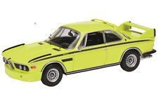 SCHUCO BMW 3.0 CSL golf-amarillo 02190 1:43
