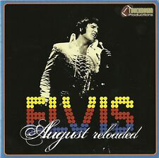 RARE CD IMPORT ELVIS PRESLEY- AUGUST RELOADED - LIVE IN LAS VEGAS -AOUT 1970