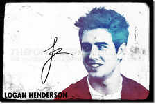 LOGAN HENDERSON ART PRINT PHOTO POSTER BIG TIME RUSH