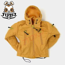 Wild Toys 1/6 Adventure & Tactical_ Mustard Yellow Jacket _Now WT011Q