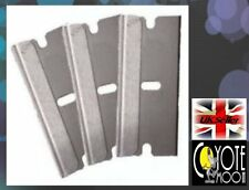 3 x Single Sided Razor.Ceramic Hob, Arts & Crafts Fimo hob heaven UK
