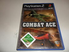 PlayStation 2  PS 2  Combat Ace