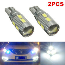 2pcs T10 501 194 W5W 5630 LED 6 SMD HID CANBUS ERROR FREE Car Side Wedge Light