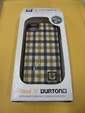 New Speck Burton Fitted X iPhone 4 / 4s Fabric Case SPK-A0527