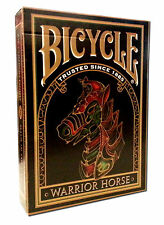 1 Deck Bicycle Warrior Horse Playing Cards Limited edition 2014 Chinese New Year
