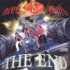 Da End [PA] by Three 6 Mafia (CD, Mar-1997, Prophet Records)