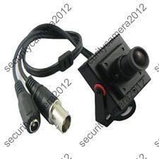 Mini Sony Super HAD CCD 600TVL 2.5mm 120 Degree Color FPV Security CCTV Camera