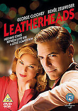 LEATHERHEADS - DVD 2010 - New Sealed - UK Seller - FAST POST - GEORGE CLOONEY