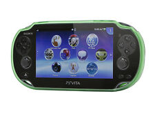 Durable Protective Green TPU Case for Sony PlayStation PS Vita