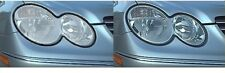 Headlight Cleaner Restorer Repair Erases Haze Mercedes C CLK E S SL SLK GLK M