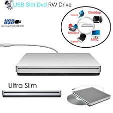 USB External CD Drive Burner Writer Superdrive DVD/RW For Apple MacBook Air Pro