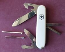 TINKER  WHITE VICTORINOX 53207 RARE SEWING EYE COLLECTIBLE