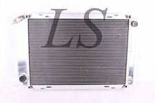 For 1979-1993 ALUMINUM RACING RADIATOR 3ROWS FORD MUSTANG V8/V6 LX/GT/COBRA MT