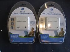 Two (2) GE5 Sim1 USB 2.0 Cardreader/writers