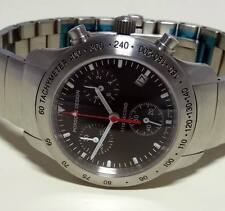 PORSCHE DESIGN Damenuhr/Chronograph P10, Ref. 6604.41.40.255, Swiss Made, NEU