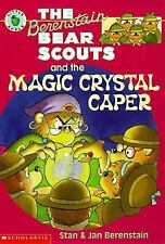 The Berenstain Bear Scouts and the Magic Crystal Caper