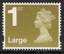 GB 2006-7 sg2653 Pricing In Proportion 1st Large Gold ordinary gum MNH
