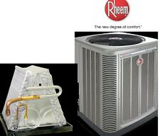 3 Ton R-410A 14 SEER Mobile Home Heat Pump Condensing Unit & Evaporator Coil